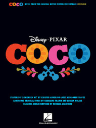 Coco, Music from the Original Motion Picture Soundtrack for Ukulele