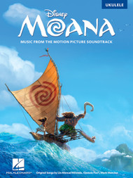 Moana, Music from the Motion Picture Soundtrack for Ukulele