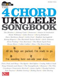Strum & Sing: The 4 Chord Ukulele Songbook for Ukulele / Vocal