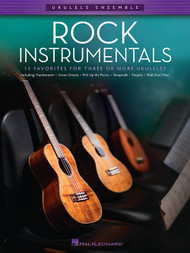 Rock Instrumentals for Ukulele Ensemble