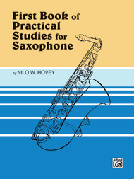 First Book of Practical Studies for Saxophone Book 1
