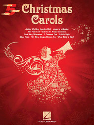 Christmas Carols - 5 Finger Piano Songbook