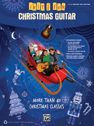 Christmas Guitar (Just for Fun) - Easy Guitar TAB Songbook
