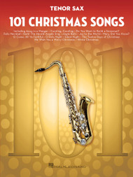 101 Christmas Songs - Tenor Sax