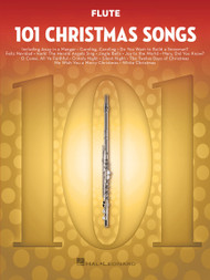 101 Christmas Songs for Flute