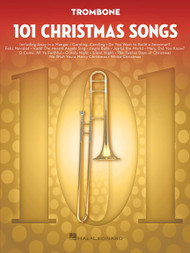 101 Christmas Songs for Trombone