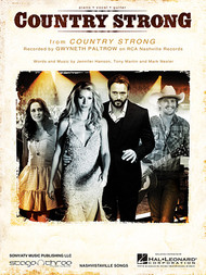 Country Strong - Piano/Vocal/Guitar