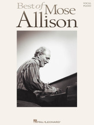 Best of Mose Allison - Piano/Vocal Songbook