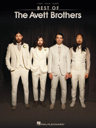 Best of the Avett Brothers - Piano/Vocal/Guitar Songbook