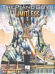 The Piano Guys - Limitless (Piano Solo with Cello Part) Songbook