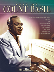 Best of Count Basie - Piano/Vocal/Guitar Songbook
