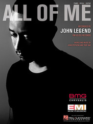 All of Me by John Legend - Piano/Vocal/ Guitar