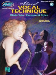 Advanced Vocal Technique (Middle Voice, Placement & Style) w/Audio Access