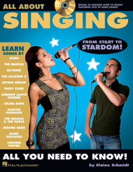 All About Singing (Book & CD)