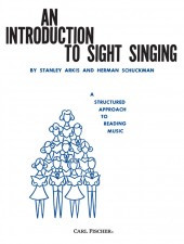 An Introduction to Sight Singing (by Stanley Arkis and Herman Schuckman)