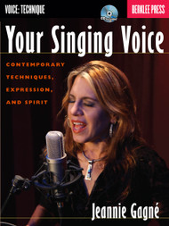 Your Singing Voice (Berklee Press) by Jeannie Gagne