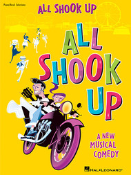 All Shook Up - Piano/Vocal/Guitar