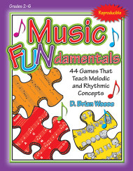 Reproducible Music FUNdamentals (Grades 2-6)