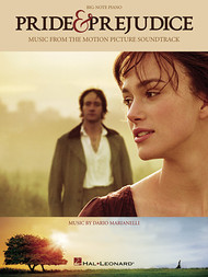 Pride & Prejudice (Music from the Motion Picture) - Big-Note Piano Songbook