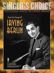 Singer's Choice - Sing The Songs of Irving Berlin - Vocal