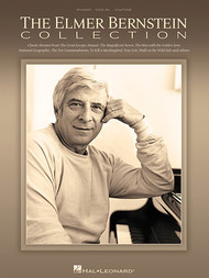 The Elmer Bernstein Collection - Piano/Vocal/Guitar