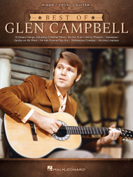Best of Glen Campbell - Piano/Vocal/Guitar