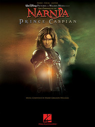 The Chronicles of Narnia - Prince Caspian - Piano/Vocal/Guitar