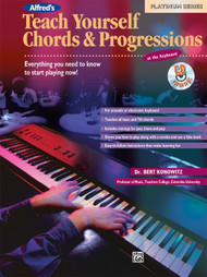 Teach Yourself Chords & Progressions (Book/CD Set)