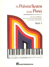 The Pointer System for the Piano - Book 3