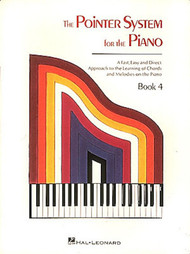 The Pointer System for Piano - Book 4