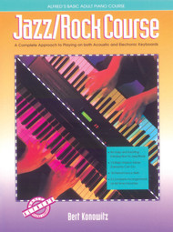 Alfred's Basic Adult Jazz/Rock Course - Complete