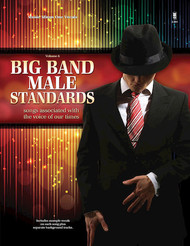 Big Band Male Standards (Music Minus One) Volume 6
