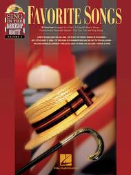 Favorite Songs (Sing in the Barbershop Quartet Vol 3) - w/Audio