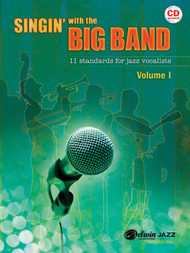 Singing with the Big Band Vol 1 (w/Audio)