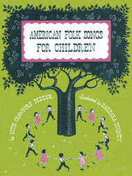 American Folk Songs for Children - Piano/Vocal/Chords