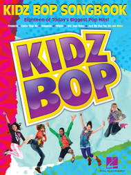 Kidz Bop Songbook - Piano/Vocal/Guitar