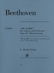 "Beethoven ""Ah! perfido"" Op. 65 for Soprano and Orchestra"