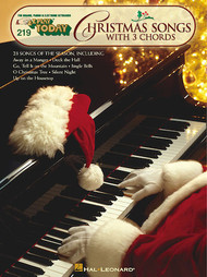 E-Z Play - Christmas Songs with 3 Chords - Volume 219