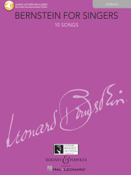 Bernstein for Singers - 10 Songs (Soprano) w/Audio Access