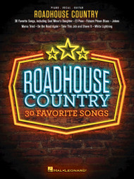 Roadhouse Country - Piano/Vocal/Guitar