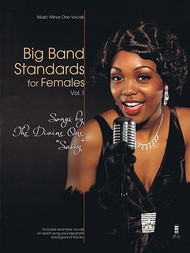 Big Band Standards for Female Vol 1 - Music Minus One Vocals