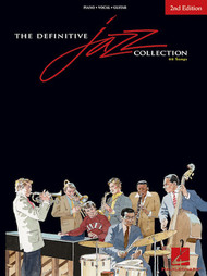 The Definitive Jazz Collection - Piano/Vocal/Guitar Songbook