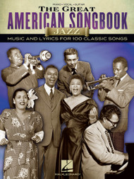 The Great American Songbook Jazz - Piano/Vocal/Guitar Songbook