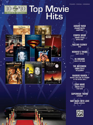 10 for $10 - Top Movie Hits - Piano / Vocal / Guitar
