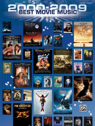 2000-2009 Best Movie Sheet Music - Piano / Vocal