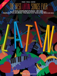 The Best Latin Songs Ever (3rd Edition) - Piano / Vocal / Guitar