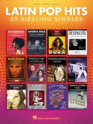 Latin Pop Hits - Piano / Vocal / Guitar