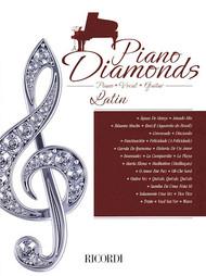 Piano Diamonds: Latin - Piano / Vocal / Guitar