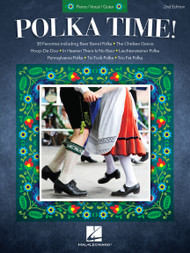 Polka Time! (2nd Edition) Piano / Vocal / Guitar
