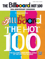 The Billboard Hot 100 - Piano / Vocal / Guitar